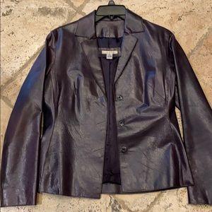 Genuine soft leather, worn twice